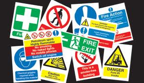 Health and Safety Notices