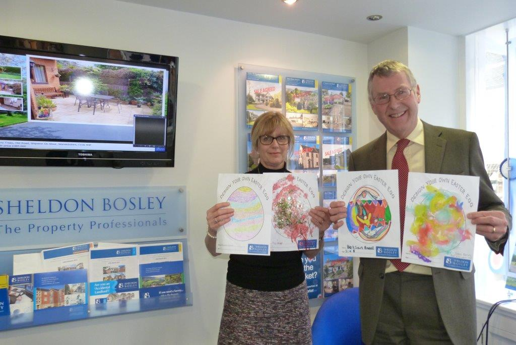 Sheldon Bosley Estate Agents in Shipston on Stour Warwickshire - Easter Egg-stravaganza.jpg