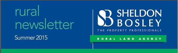Rural newsletter - Sheldon Bosley - Summer 2015