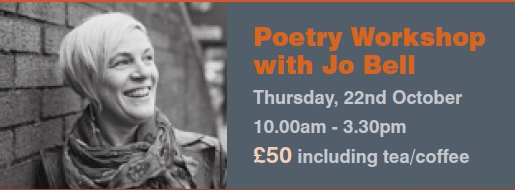 Jo Bell Poetry Workshop