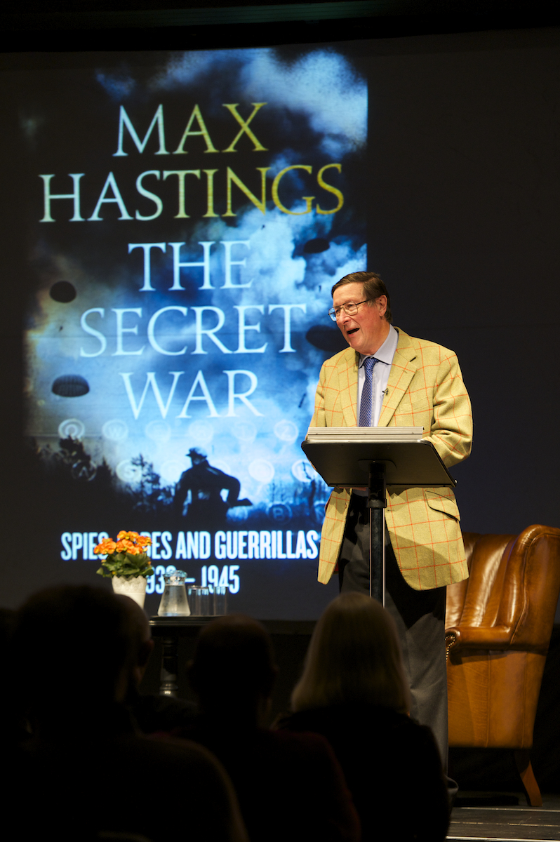 Max Hastings - The Secret War