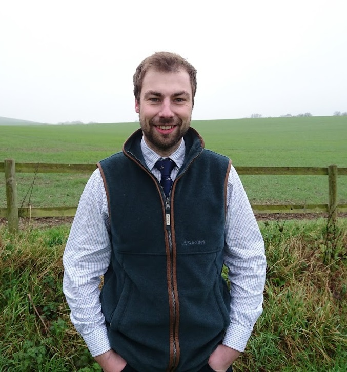 Ted Beale RICS Registered Valuer and Fellow of the Central Association of Agricultural Valuers