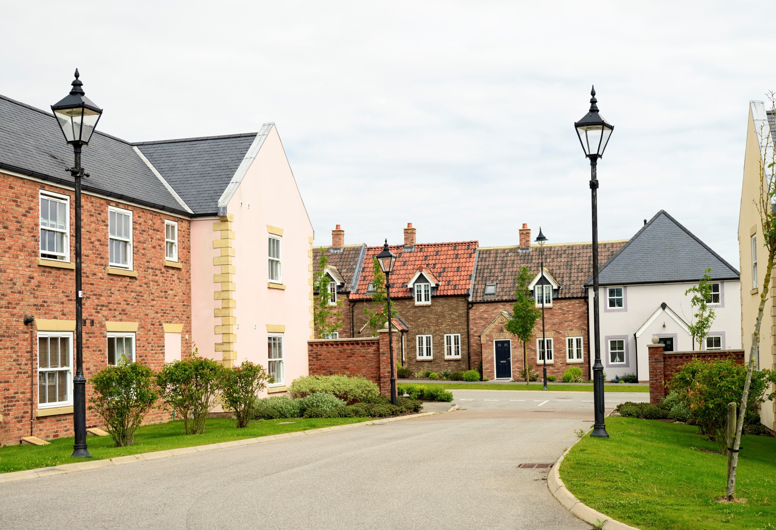 Modern Mews Estate