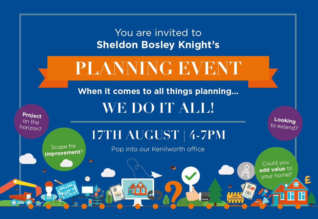 Planning Event August 2017