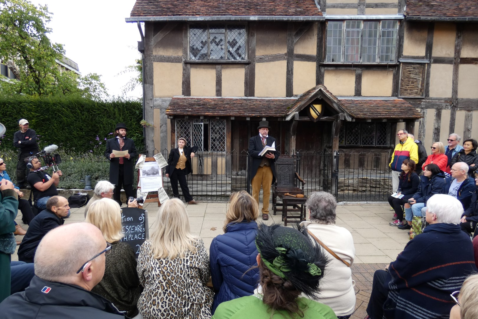 Shakespeares Birthplace Auction