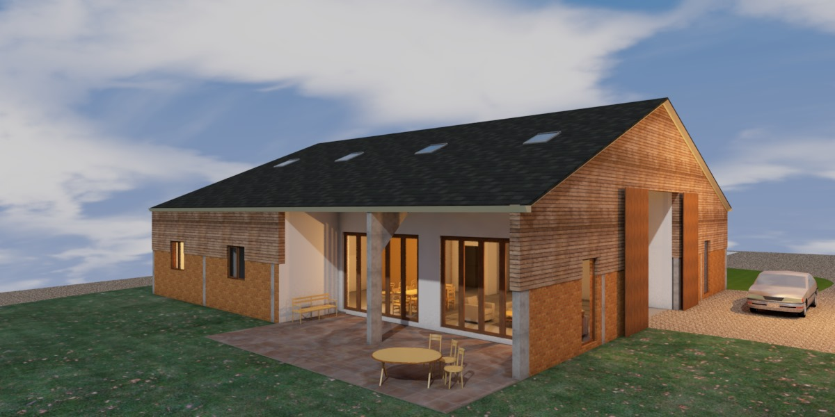 Planning Permission - School Farm Barn North Warwickshire