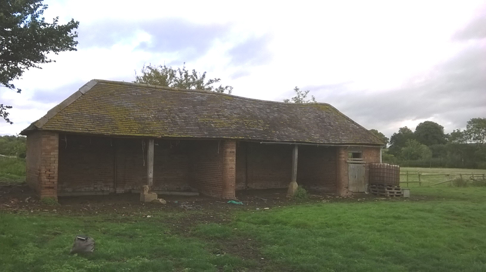 Barn Conversion - original farm building