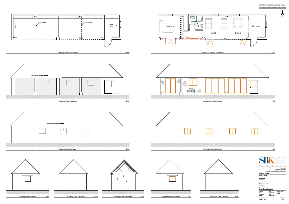 Barn Conversion Plans