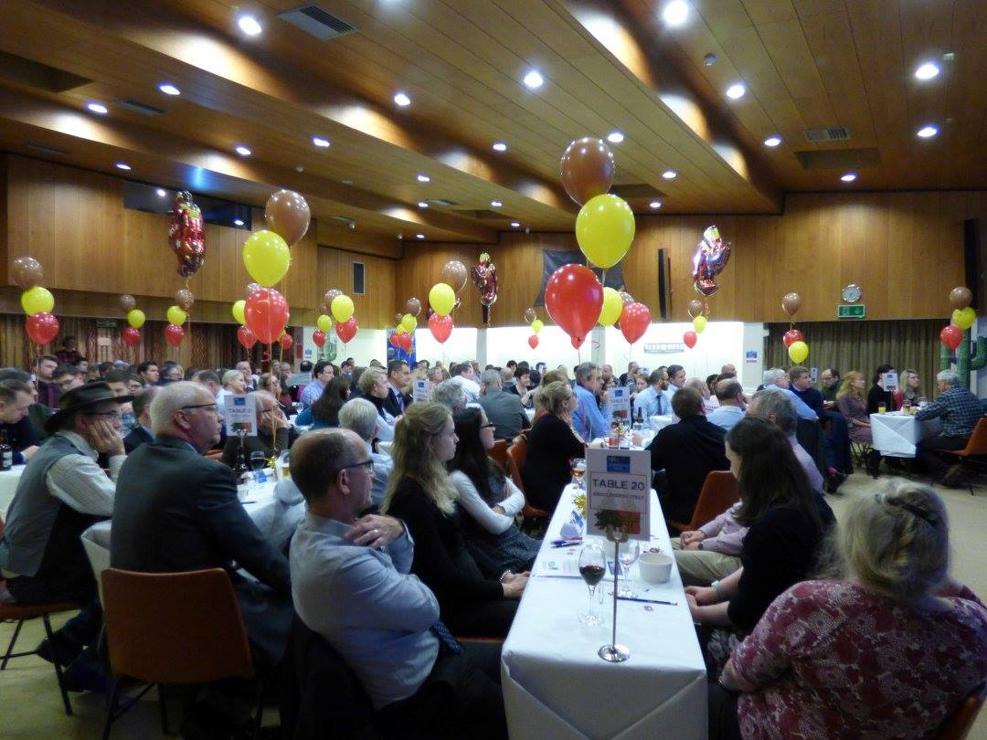 Sheldon Bosley Charity Quiz 2016