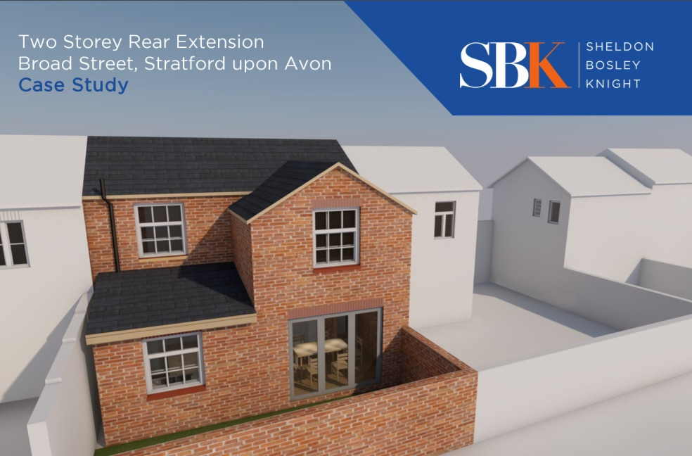 Case Study - Planning Permission - Broad St Stratford on Avon