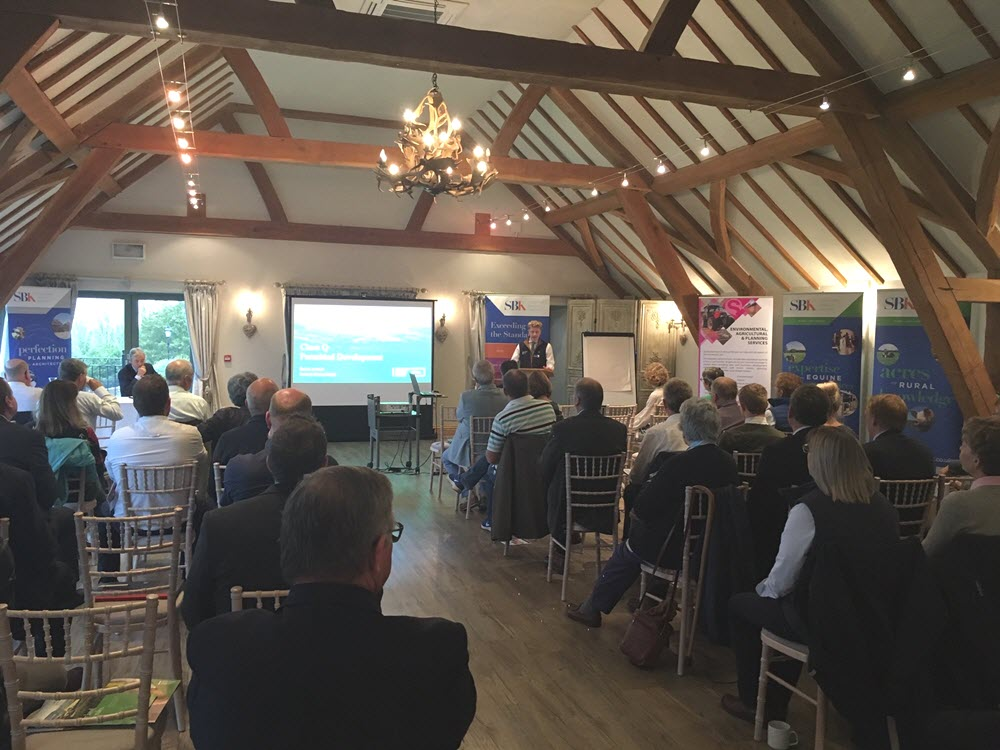 Diversification Opportunities for Agricultural Buildings - Daniel Jackson