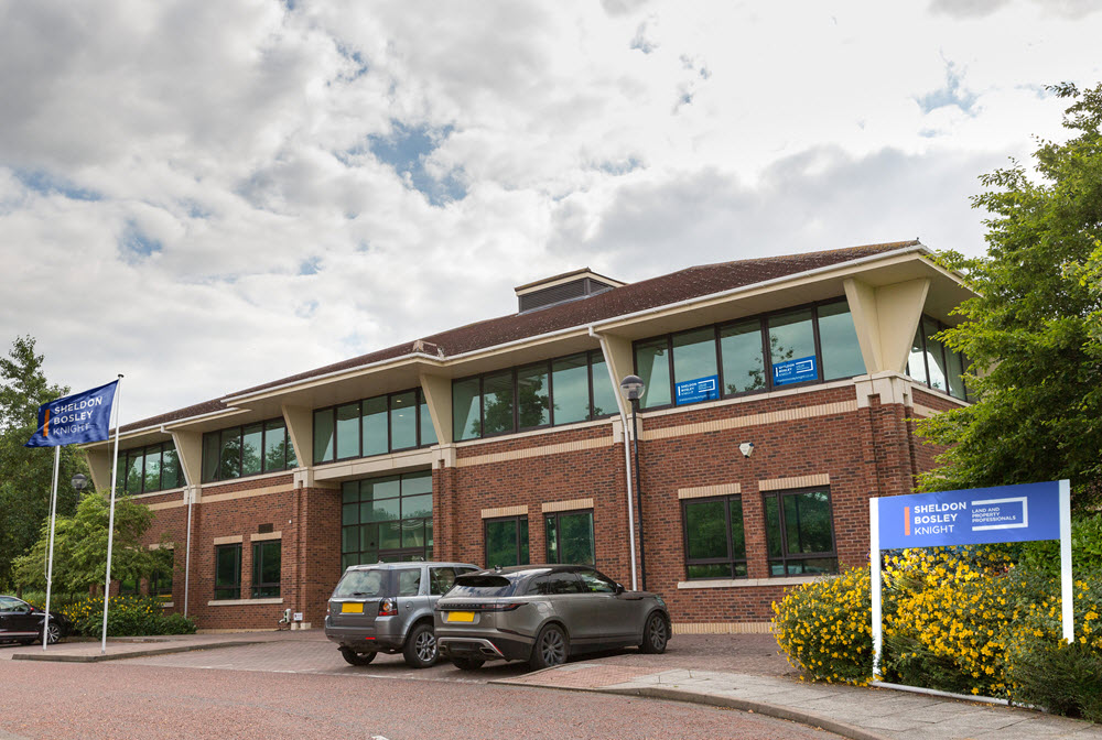 Sheldon Bosley Knight new Head Office Stratford upon Avon