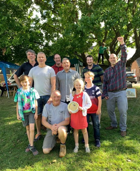 Butlers Marston tug of war 2019 champions